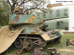 """T-34 85 (24) • <a style=""""font-size:0.8em;"""" href=""""http://www.flickr.com/photos/81723459@N04/11248146513/"""" target=""""_blank"""">View on Flickr</a>"""
