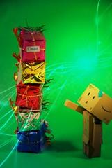 52 Semanas entre juguetes (> Lily <) Tags: amazon doll presents entre inside juguetes 52 semanas danbo danboard