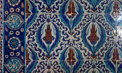 Sinan, Rüstem Paşa Mosque, tiles