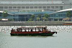 Wishing Spheres #2 (chooyutshing) Tags: public display celebrations marinabay wishingspheres singaporecountdown 20132014 pennedmessages