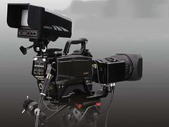 Professional HDTV Hitachi 5000 HD Studio Camera
