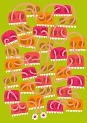 Ocular interconnection (Gwendal_) Tags: art strange face weird punk raw faces drawing outsider brest gwen connection interconnection lowbrow ocular breton visage connexion artiste brut trange gwendal centrifugue graphiste singulier interconnexion gwenboul figurationlibre uguen gwendalorg centrifuguefr