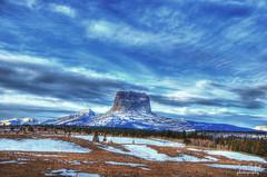 Chief Mountain (Pattys-photos) Tags: montana glaciernationalpark hdr chiefmountain