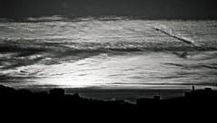 Cloud stream (tim_puget) Tags: lake france savoie ilford panf minoltahimatic7s ilfordpanf50 blackandwhitefilm