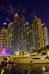 Marina walk skyline