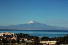 Etna (Salvo Marturana) Tags: panorama canon mare sicily augusta etna sicilia vulcano canonef50mmf18ii 550d brucoli golfocatania