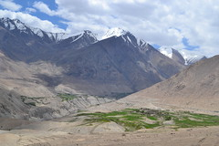 On the way to Nubra valley (sebip!) Tags: india landscape asia valley himalaya indien himalayas ladakh nubravalley nubra