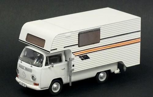 Premium Classixxs VW T2 pick up con cellula camper (3)