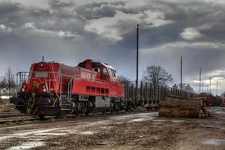 Güterbahnhof Euskirchen