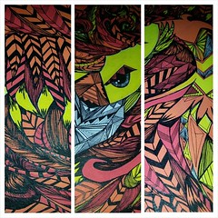 Is it finished?! I hope so. #nofilter#illustration#art#pen#hyperpattern#molotow #posca #feathers #drawing #bird #pheonix (Caz Hiscock) Tags: bird art birds illustration pen square feather squareformat pheonix posca hyperpattern iphoneography instagramapp uploaded:by=instagram
