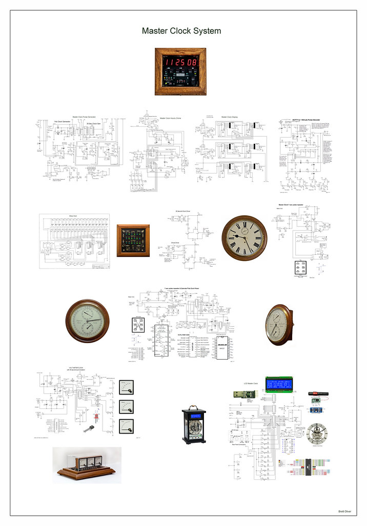 The Worlds Best Photos Of Master And Synchronome Flickr Hive Mind - Master clock system wiring diagram