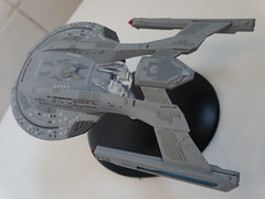 USS Thunderchild (JotHaGie) Tags: startrek official collection starship starships eaglemoss