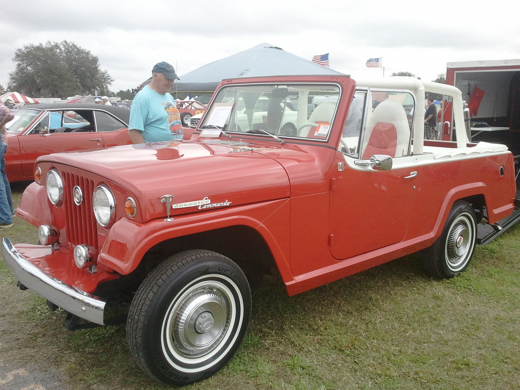 Zephyrhills Car Show: The World's Most Recently Posted Photos Of Commando And