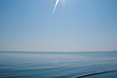 Blue (Elisa_Ci) Tags: sea italy nature beautiful landscape photography spring nikon sottomarina d90