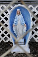 1287 the virgin known as Mary (Violentz) Tags: statue shrine catholic god madonna mary religion jesus mother stjoseph galilee icon holy virgin jew bible christianity bethlehem virginmary blessed babyjesus nazareth motherofgod ourladyofguadalupe ourlady blessedmother holymother hailmary ourladyoflourdes israelite ourladyofgrace ourladyoffatima lawnstatue thevirginknownasmary patricklentzphotography lawnshrine thetheotokos handmaidenofthelord heymarywatchagonnanamethatprettylittlebaby miriammotherofisa