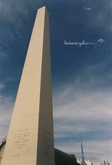Obelisco a la 28mm