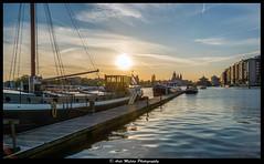 _DSC5040april-16,-2014 (jazzmatezz) Tags: sunset holland netherlands amsterdam zonsondergang nederland oosterdokskade seapalace ccchunters