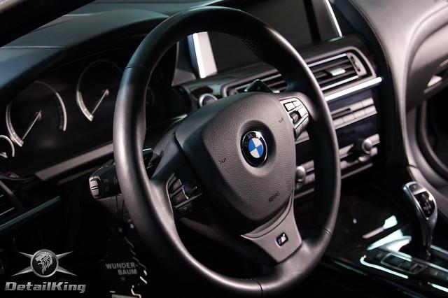 6 bmw 650 gran coupe detailing detailking