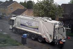 VX14LND Dennis Eagle Elite 6 (harrypope) Tags: trash garbage rubbish waste recycling salvage veolia telfordwrekin denniseagle binwagon refusewagon vx14lnd elite6