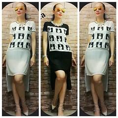 """ราคา 550 บาทฟรีems Korea style....แมกซี่ผ้าชีฟอง..งานเกาหลี..ด้านหน้าเย็บลาย..มาริรีน... เนื้อผ้าชีฟองเรื้อดีคะ..ทรงหน้าสั้นหลังยาว...ใส่ท้าร้อนกานคร่า.... Color: ขาว /ดำ อก 36""""เอว 36""""สะโพกฟรีไหล่ 13.5"""" วงแขน 18""""แขนยาว 8 ปลายแขนผ้ายืดจั้ม ด้านหน้ายาว 34"""""""