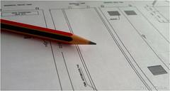 Mechanical Drawing (Devidas Deokar) Tags: macro pencil nokia drawing engineering engineer n8