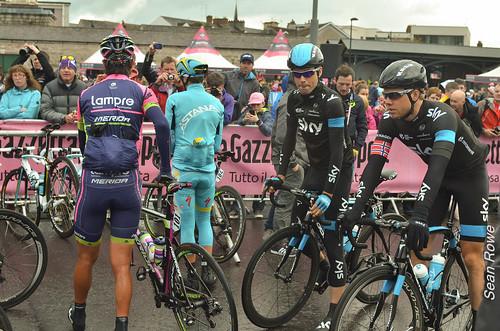 Giro d'Italia 2014 Stage 3