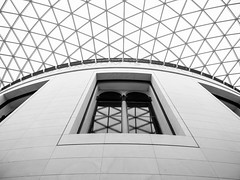 The British Museum (alison ryde - back in town for now) Tags: winter england sculpture building london art history museum architecture ancient gallery january objects structure thebritishmuseum antiquity 2015 capitalcity alisonryde olympusem1