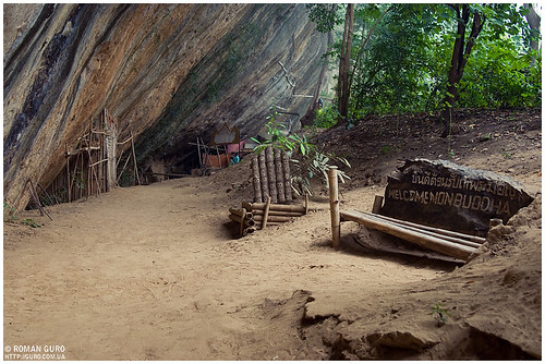 Храм для отшельников в горах | Thailand