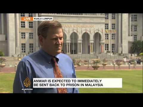 Human Rights Watch comments on Anwar Ibrahim verdict