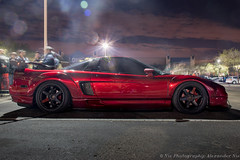 Profile (NiePhotography) Tags: red arizona car japan honda japanese power candy wine wing performance fast az super legendary modified scottsdale tune legend iconic acura meet supercar apr nsx volk spoiler tuned bodykit na1 te37 te37sl instagram azigmeet