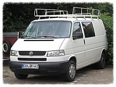 VW Transporter (v8dub) Tags: auto car vw germany volkswagen deutschland automobile automotive voiture german van allemagne bremerhaven transporter lieferwagen niedersachsen wagen pkw worldcars