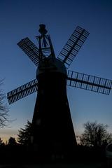 Holgate Windmill at sunset (6)