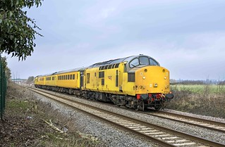 97301 and 97304 at Metheringham on 13 Feb 15.