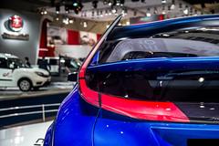 Honda Civic Type-R Concept (VJ Photography (www.vjimages.be)) Tags: blue honda de photography jurrie fotografie photographer expo bruxelles automotive r type palais civic salon concept brussel autosalon typer paleis fotograaf 2015 heizel heysel burssels vjimages lauto vanhalle paleizen