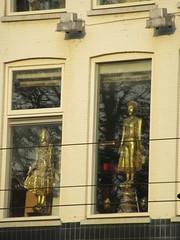ROTTERDAM 2014 by LLH (streamer020nl) Tags: holland window netherlands gold rotterdam nederland nl centrum raam niederlande goud 2014 venster binnenstad 281014 20oct2014