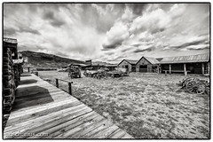 Wyoming in Ansel Adams Style #8 (Ansgar Hillebrand) Tags: usa landscape landscapes blackwhite yellowstonenationalpark yellowstone wyoming landschaften yellowstonenp landscapephotography usanordwest usa2014