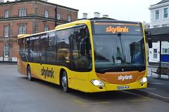 Kinchbus Skylink 911 BX64WJA (Will Swain) Tags: uk travel england bus buses britain transport 911 february 14th derby midland midlands skylink 2015 kinchbus bx64wja