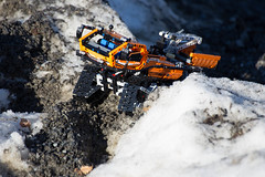 lego technic 42038 (bodsi) Tags: lego technic artic legotechnic bodsi articvehicle