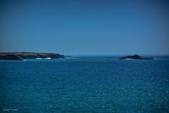 DSC_0027 (FlipperOo) Tags: voyage sea mer france color st rock port de nikon pierre vagues plage morbihan blanc roche arche quiberon instagramapp