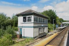 20150625 014 Liskeard Signalbox (15038) Tags: br mechanical trains railways britishrail semaphore signalbox liskeard signalling
