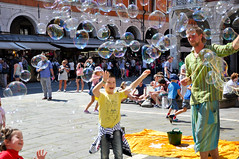 Bolle a Venezia (Valdy71) Tags: venice bubbles venezia bolle