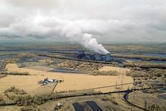 TMI IR (zimwizdotcom) Tags: pennsylvania aerial arial tmi threemileisland powergeneration