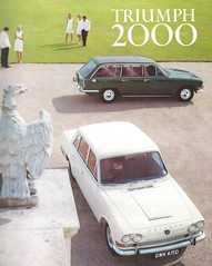 1969 Triumph 2000 (Hugo90-) Tags: 1969 car station sedan ads advertising wagon 2000 break estate triumph catalog brochure saloon