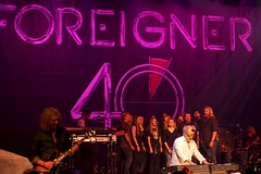 Foreigner at AMT
