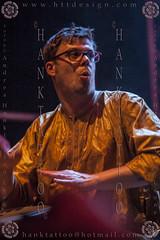 BOMBINO @ Magnolia 2016 @ 2155 (hanktattoo) Tags: show sun rock concert sand desert live milano gig may blues concerto soul magnolia roll 25th tuareg 2016 bombino