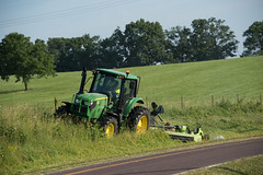 D6060_CM-164 (MoDOT Photos) Tags: green rural heavyequipment colecounty mowers centraldistrict modot safetygear bycathymorrison d6060