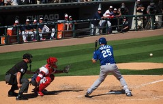 Kendrys Morales (Brule Laker) Tags: chicago baseball south side mlb kansascityroyals uscellularfield americanleague chicagowhitesox