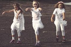 (Paul J's) Tags: girls girl costume mud zombie event zombies taranaki mudrun urenui nakirunamuck