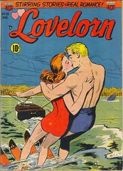 Lovelorn 28 (Michael Vance1) Tags: woman man art love comics artist marriage romance lovers dating comicbooks relationships cartoonist anthology silverage