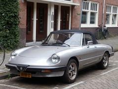 Alfa Romeo 2.0 Spider Veloce 1984 (a.k.a. Ardy) Tags: sportscar softtop hnbb12